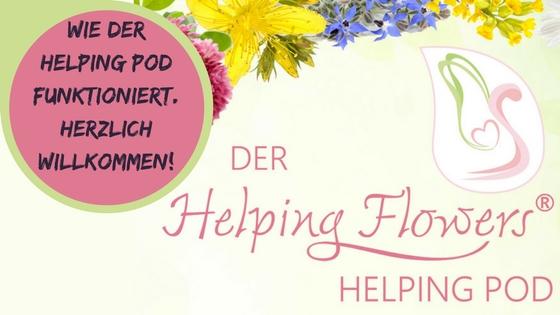 Blütenhilfe für jeden Tag